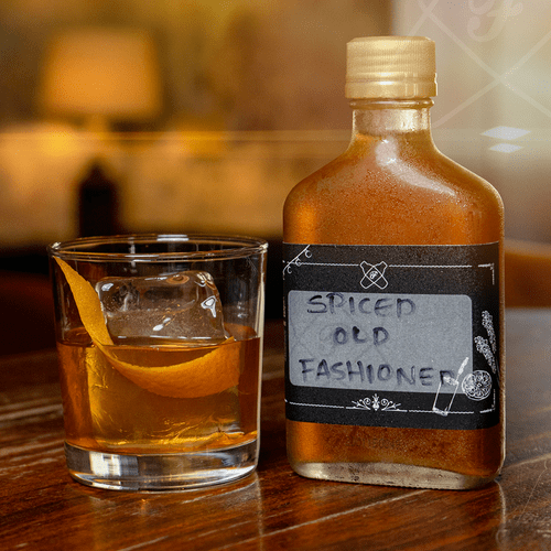 Spiced Old Fashioned | Delivery