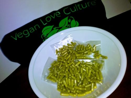 """Moringa On The Go"" Capsules"