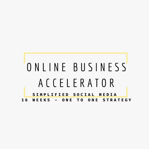 Online Business Accelerator