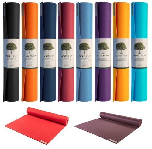 Jade Professional Mat/天然橡胶超防滑专业瑜伽垫