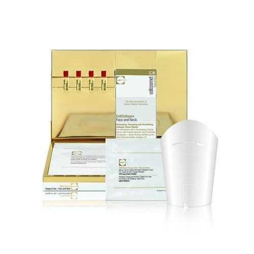 精纯活细胞胶原精华及面膜套装 4set/box
