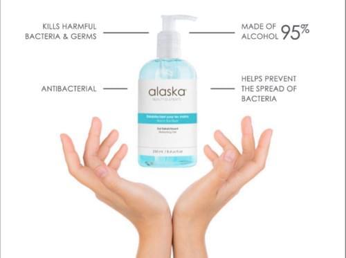 免洗手消液 Hand Sanitizer Gel-250ml