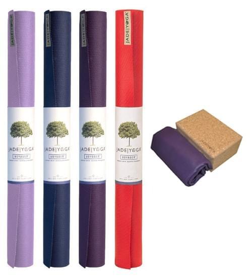 Jade Voyager Mat/天然橡胶便携隔离垫