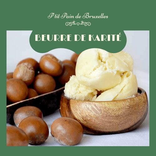 Beurre de Karité brut non raffiné