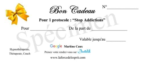 Stop Addictions - 1h30 - Alcool - Affectif - Jeu ...