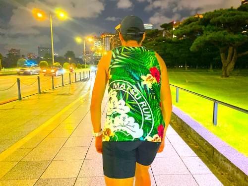 MATSU RUNオリジナル Tropical