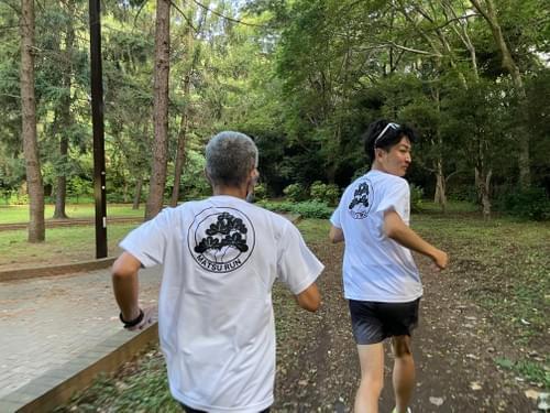 【復刻】初代MATSU RUN Tシャツ
