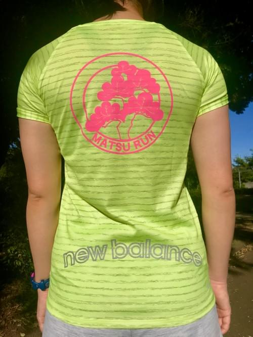 MATSU RUN Tシャツ(Womens)