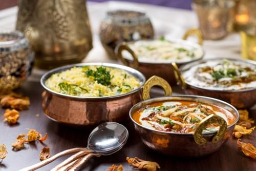 Cook For Health #Royal Dishes Of India