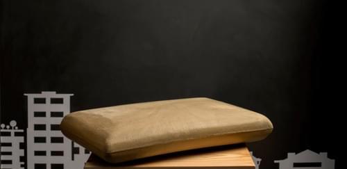 Visco Carbon - Foam Pillow