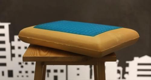 Visco Gel - Foam Pillow