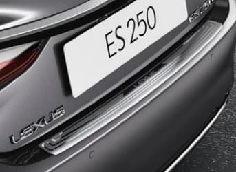 Lexus ES Premium Rear Bumper Protection Plate