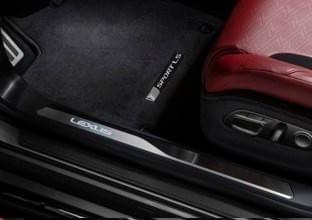 Lexus LS 500/500h Illuminated Door Sill Set