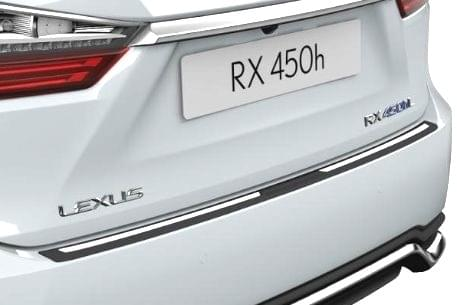 Lexus RX 200t/300/450h/450hL Premium Rear Bumper Protector