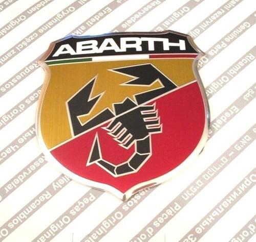 アバルト 純正 500/595/695フロントエンブレム