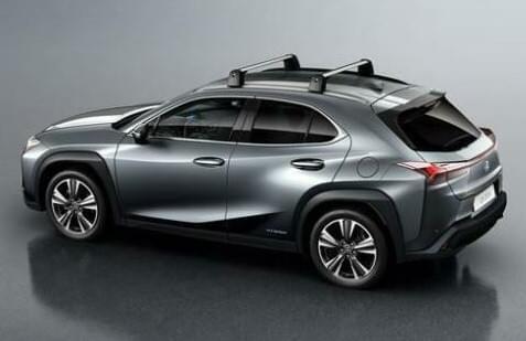 Lexus UX Roof Rack Kit