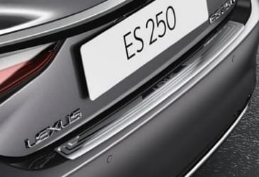 Lexus ES Premium Rear Bumper Protection Plate