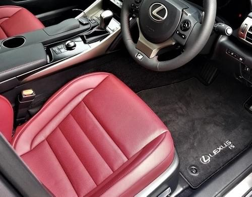 Lexus IS Standard Floor Mats (RHD)