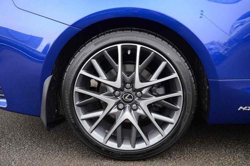 Lexus RC Madflap Kit