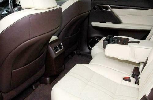 Lexus RX 450hL Floor Mats (RHD)