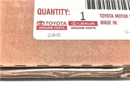Lexus ES Rear Cargo Tray