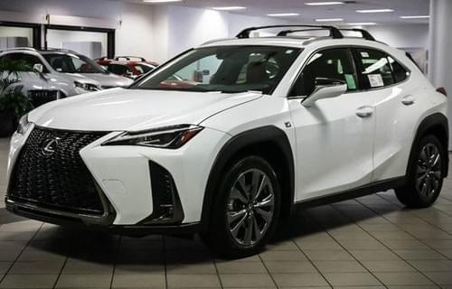Lexus UX Cross Bars