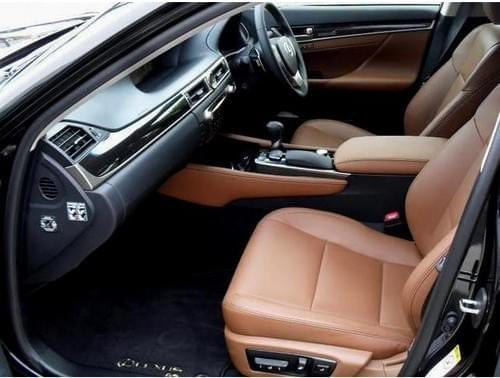 Lexus GS/GS-F Standard Floor Mats (RHD)