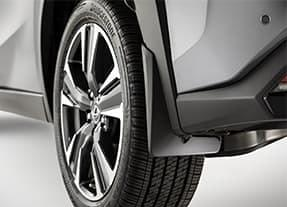 Lexus UX 200/250h Mudflap Kit