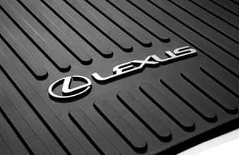 Lexus LS 500/500h Rear Cargo Tray