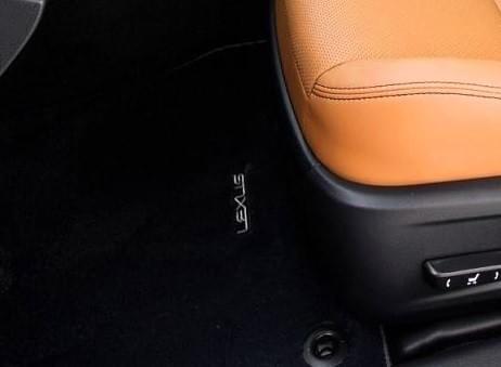 Lexus LX 570 Premium Floor Mats (RHD)