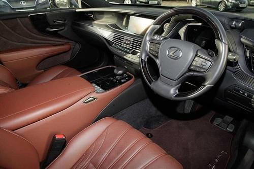 Lexus LS 500/500h Floor Mats (RHD)