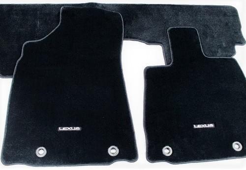 Lexus RX 200t/300/450h Premium Floor Mats (RHD)