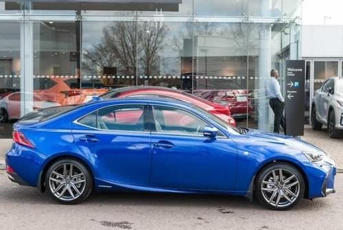 Lexus IS Madflap Kit