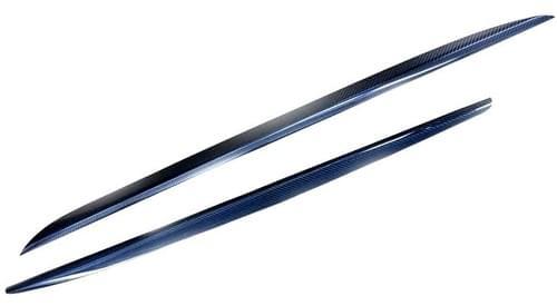 アルファロメオ ステルヴィオ QV カーボンサイドステップトリム