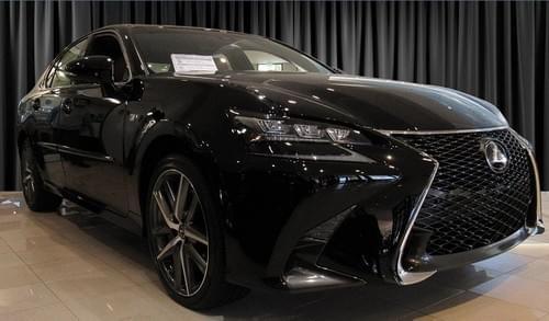 Lexus GS/GS-F Body-Side Moulding Kit