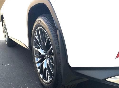 Lexus RX 200t/300/450h Mudflap Kit