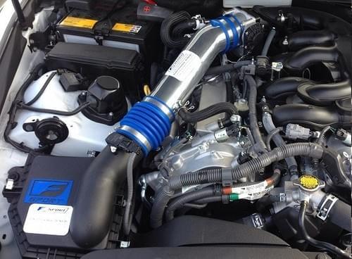Lexus IS F-Sport Air Intake System