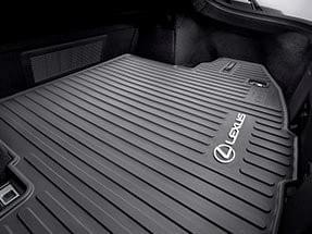 Lexus LC 500/500h Rear Cargo Tray