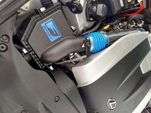 Lexus IS F-Sport Air Intake System