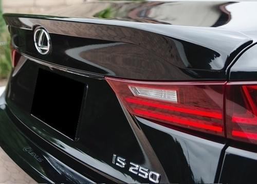Lexus IS Rear Spoiler