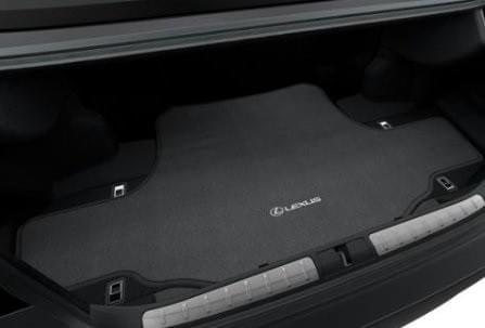 Lexus LS 500/500h Carpet Trunk Mat