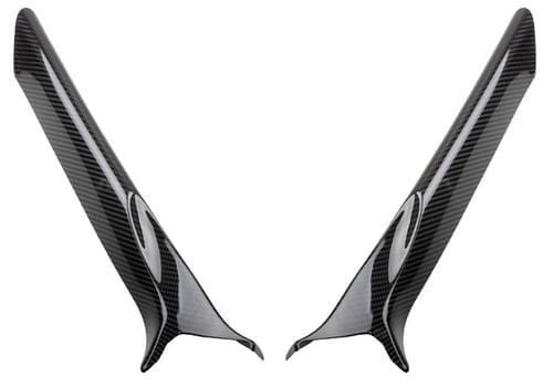 アルファロメオ 4C/4C SPIDER フロント Aピラー カーボンカバー セット
