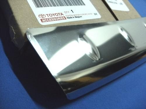 Lexus RX 200t/300/450h Rear Bumper Protection Plate (SUS304 ST)