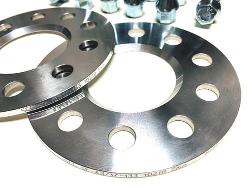アルファロメオ ステルヴィオ 5mm ホイールスペーサー & ボルトキット