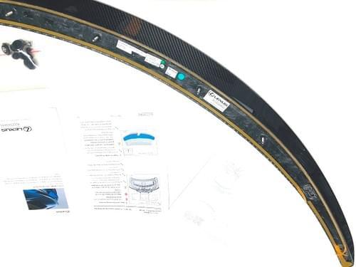Lexus LC 500/500h Carbon Fiber Rear Spoiler