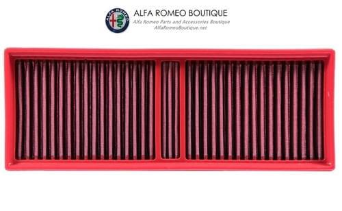 アルファロメオ ステルヴィオ BMC エアーフィルター