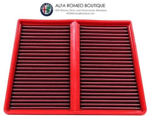 アルファロメオ ステルヴィオ QV BMC エアーフィルター