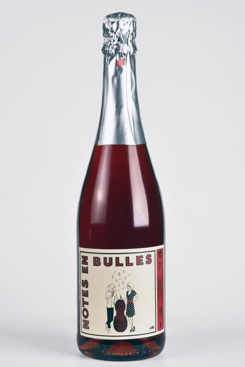 Sparkling liqueur: Notes en Bulles