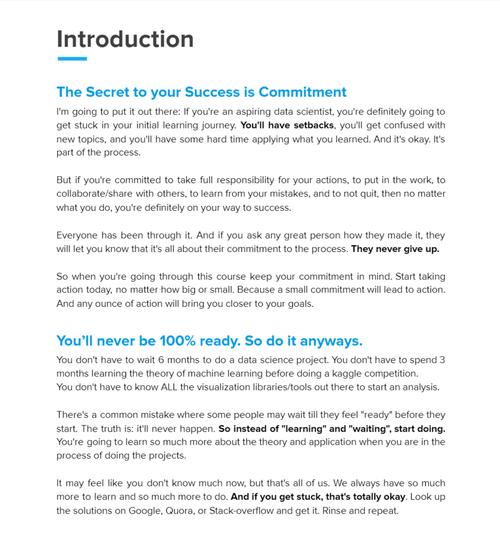 The Friendly Data Science Handbook 2020
