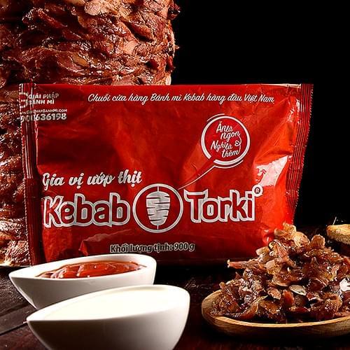Thịt thành phẩm ướp gia vị Torki